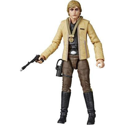 Image of Star Wars The Black Series 6-Inch Action Figures Wave 23 - Luke Skywalker Yavin Ceremony