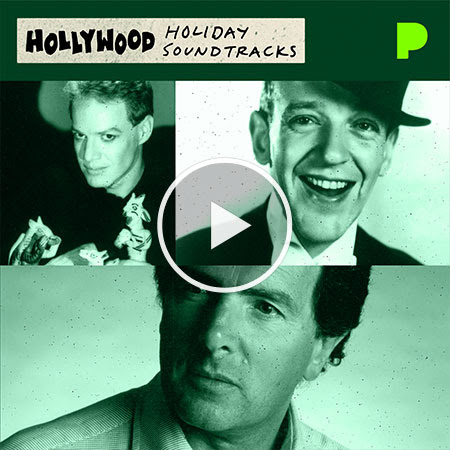 Hollywood Holiday Soundtracks