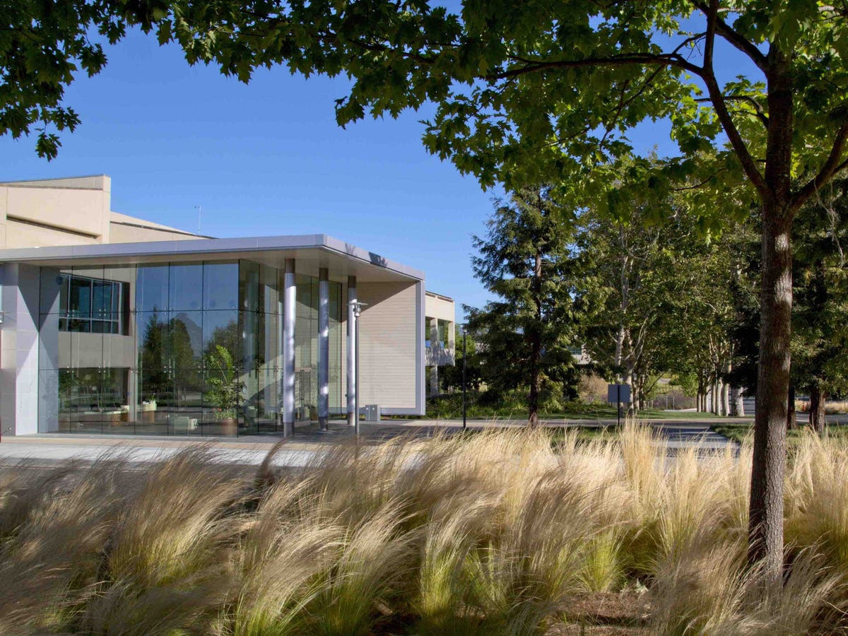 VMware Campus (Nominated for Best Office And Business Development)