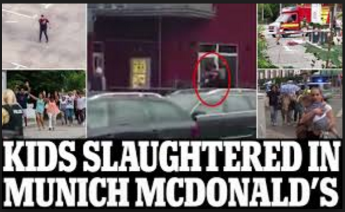 Munich Terror Attack: This is Why and Who did it