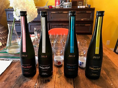 Sake Luck – Trendy Takachiyo Brewery Uses True Sake To Test Market B