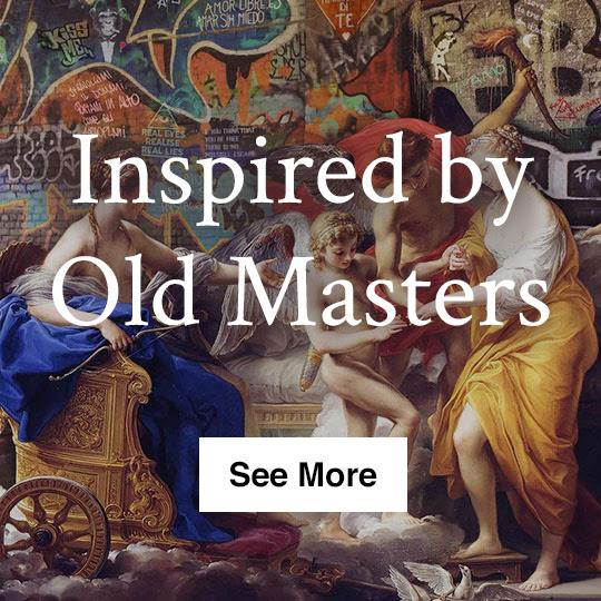Inspirado por velhos mestres