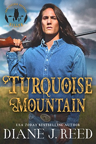 Cover for 'Turquoise Mountain (Iron Feather Brothers Series Book 1)'