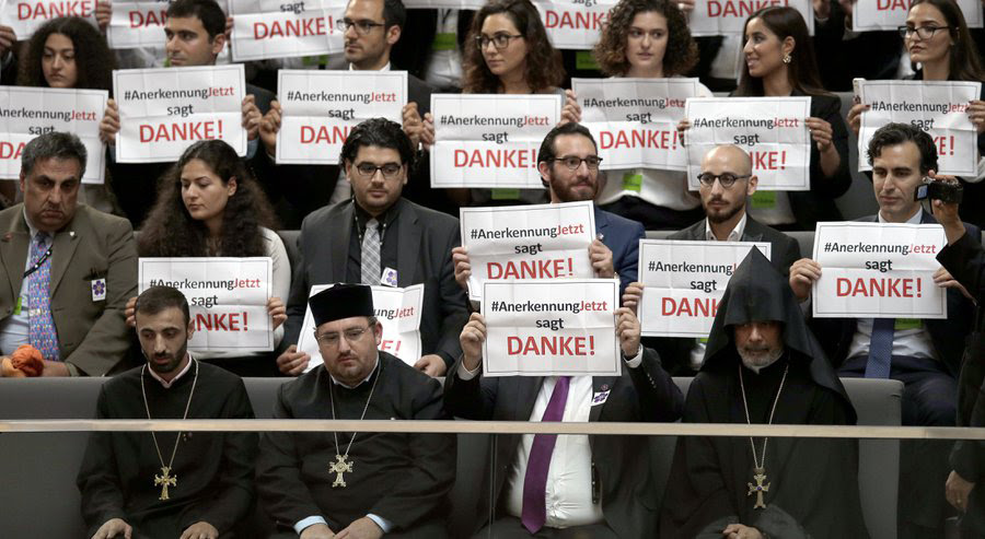 Armenian Genocide Recognized in Germany