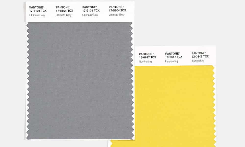 Pantone's 2021 colours of the year spark hope and despair