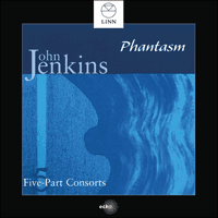 BKD557 - Jenkins: Five-Part Consorts