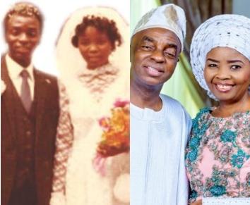 David Oyedepo and his wife, Faith, celebrate 37th wedding anniversary