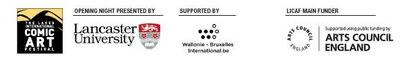 Presented by Lancaster University & Supported by Wallonie-Bruxelles International