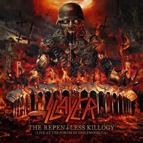 """Slayer + """"Repentless"""" Live @ The Forum From """"Killogy"""" Movie"""