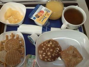 ontbijt Thalys