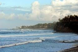 Banderas Bay beach
