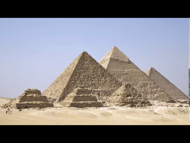 Ancient Metropolis Hidden Under Giza?  Sddefault