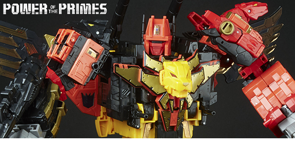 TRANSFORMERS POWER OF THE PRIMES PREDAKING