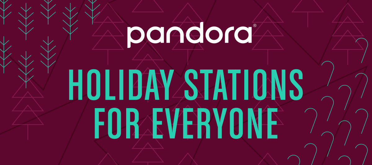 Pandora Holiday Stations