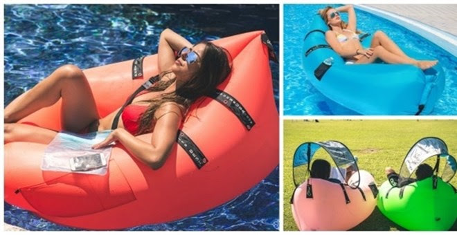 HOT!! Inflatable Lounge Chairs...