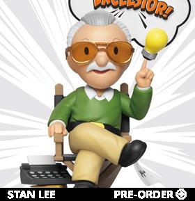 Stan Lee D-Stage DS-087 Stan Lee (POW) Statue