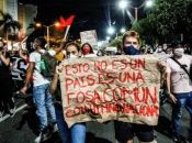 ¿Y si hablamos de los derechos humanos en Colombia?
