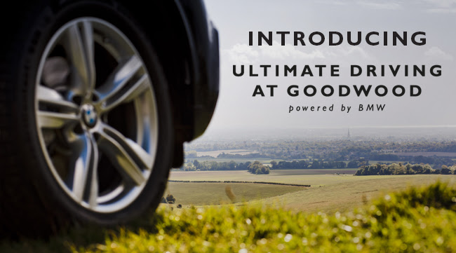 Introducing Ultimate Driving At Goodwood