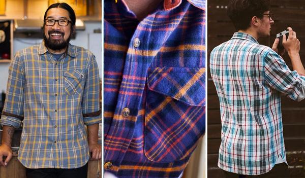 Kobe Flannel Shirts