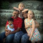 We're Indian-American With Adopted White Children And Here's What People Ask Us