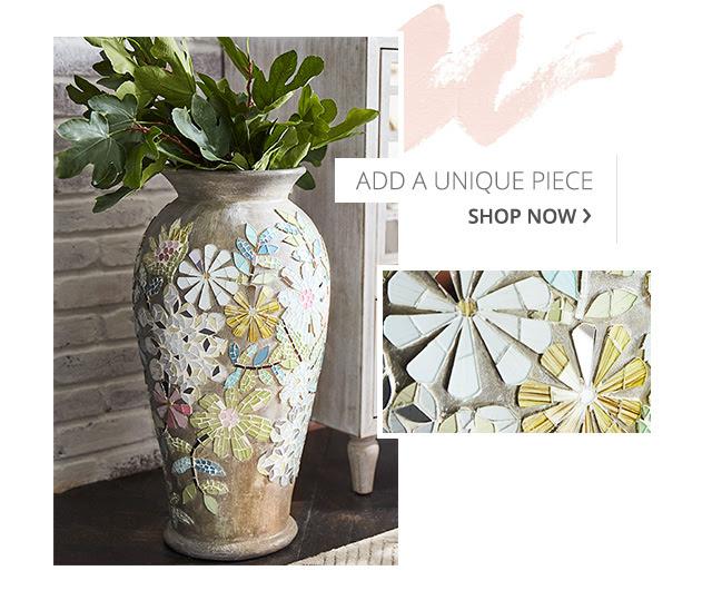 Shop now for unique mosaic décor