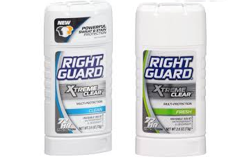 right guard extreme clear FREE Right Guard Deodorant at Target!