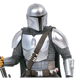 Star Wars The Mandalorian (MK3) SDCC 2020 Limited Edition Exclusive Bust