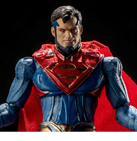 INJUSTICE 2 SUPERMAN (ENHANCED VER.) 1/18 SCALE FIGURE