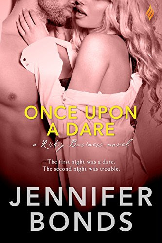 Cover for 'Once Upon a Dare (Risky Business Book 1)'