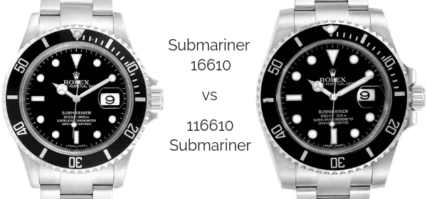Submariner Steel Comparison