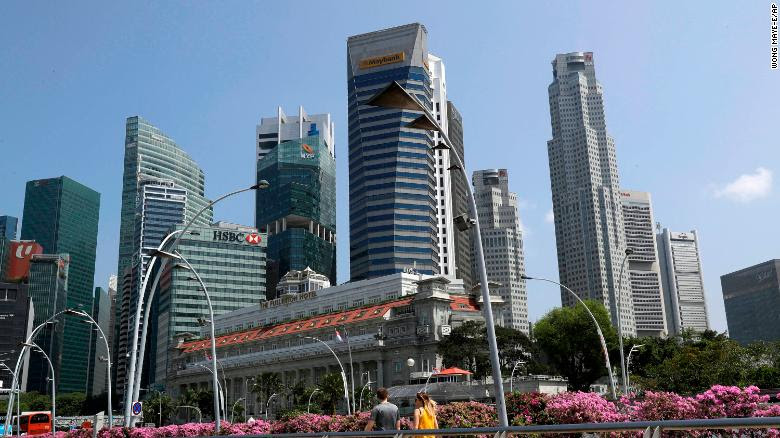 Singapore has for years been one of Asia's top business centers.