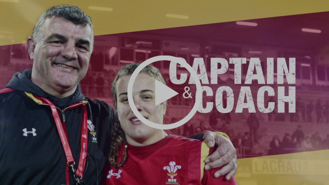 Carys Phillips | Welsh family rugby tradition
