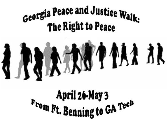 Georgia Peace and Justice Walk