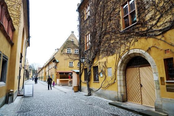 Fuggerei, Augsburgo, Fugger