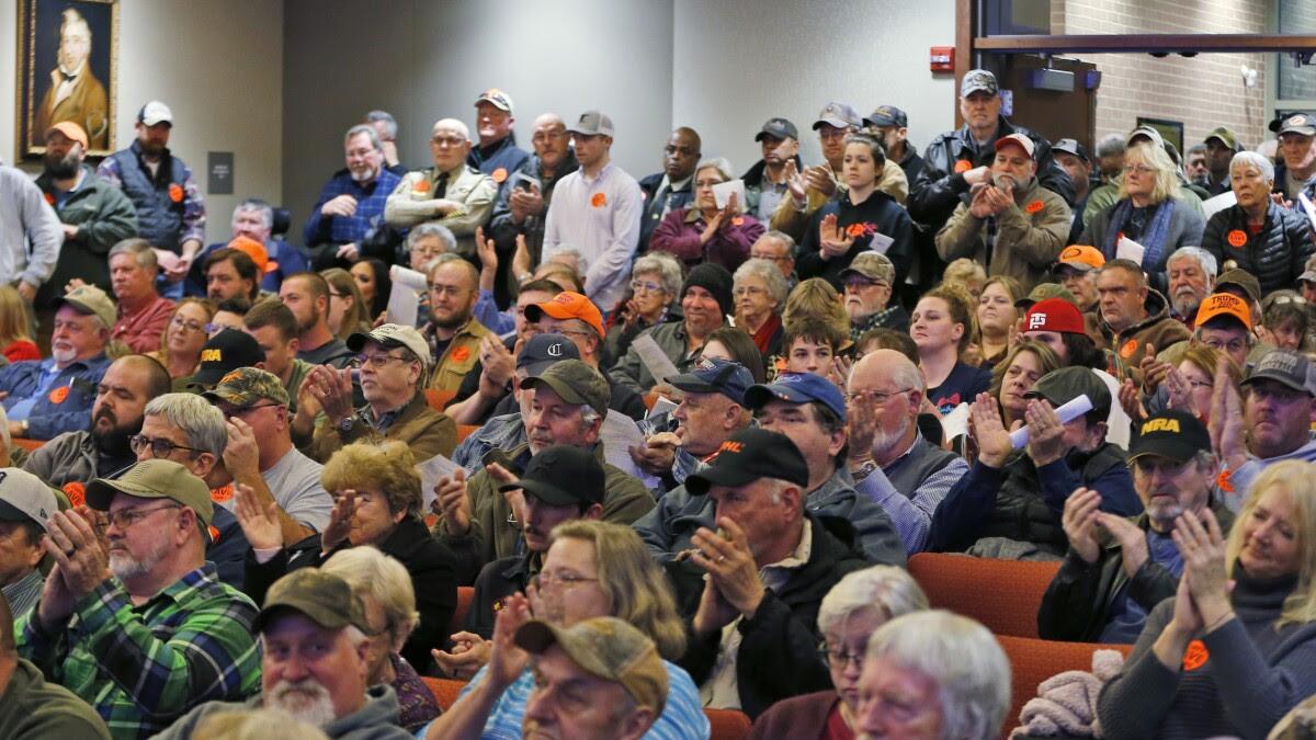 Gun 'sanctuary state' proposals divide GOP officials