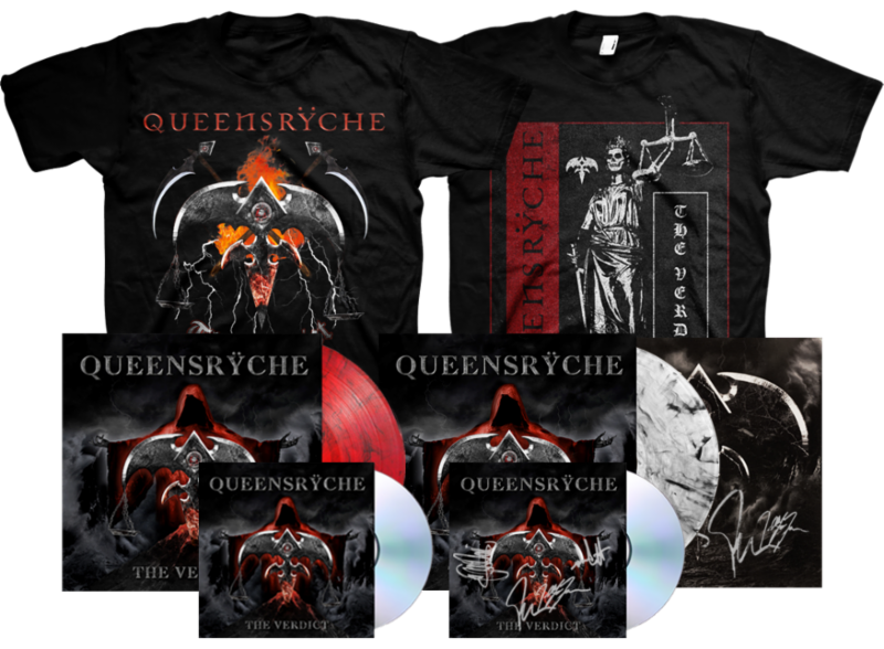 Watch The New Queensryche Video For Quot Blood Of The Levant