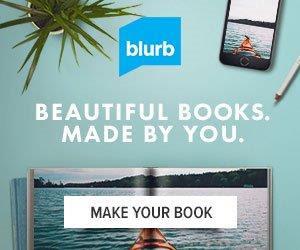 41% Off Photo Books at Blurb!