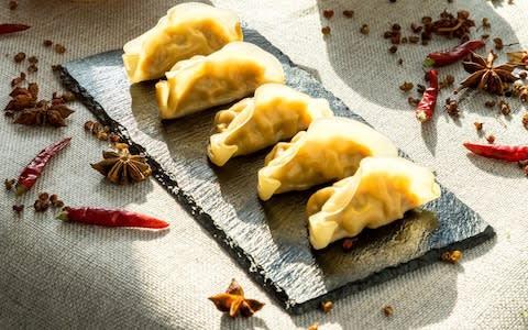 Chinese food dumplings - Credit: DuKai photographer/Moment RF