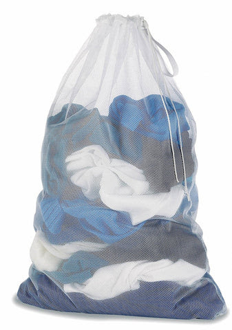 Top Ten Volleyball Gifts - Ball Bag use a mesh laundry bag
