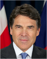 Photo: Texas Governor Rick Perry