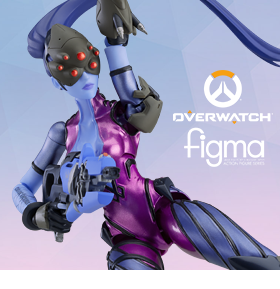 OVERWATCH FIGMA NO.387 WIDOWMAKER