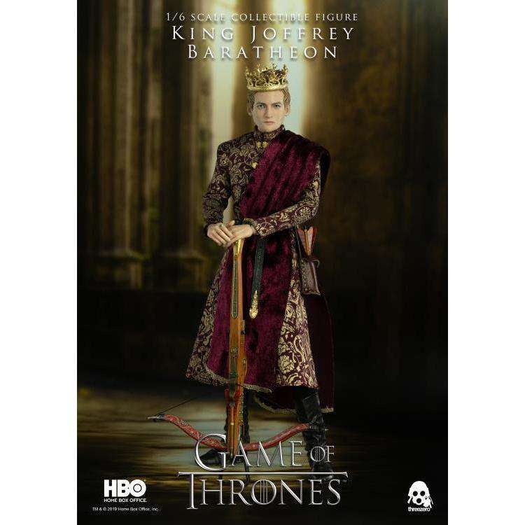 Image of Game of Thrones Joffrey Baratheon (Deluxe) 1/6 Scale Figure - Q4 2019