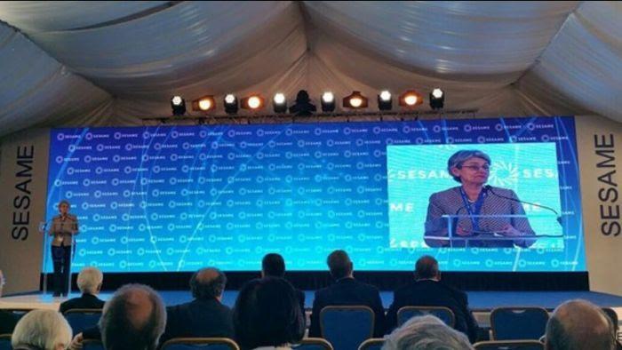 Irina Bokova, la directrice générale de l'Unesco