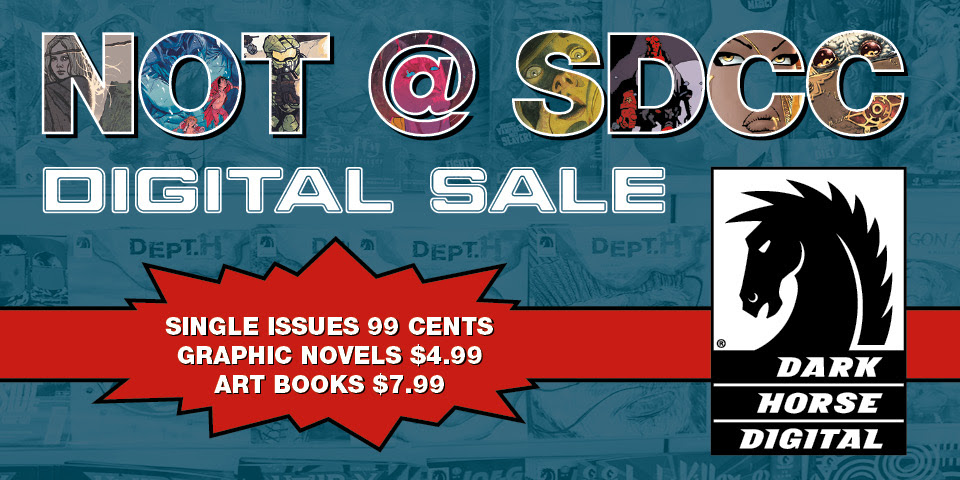 SDCC Digital Sale