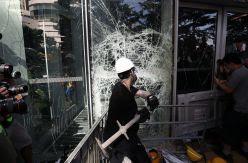 Pekín persigue y amenaza a los activistas en China que apoyan las protestas en Hong Kong