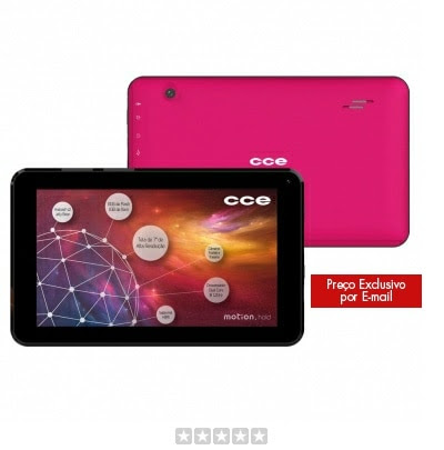 Tablet CCE TR72