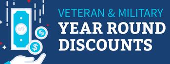 vet mil discounts graphic