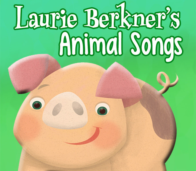 Laurie Berkner s Animal Songs Cover Art RGB