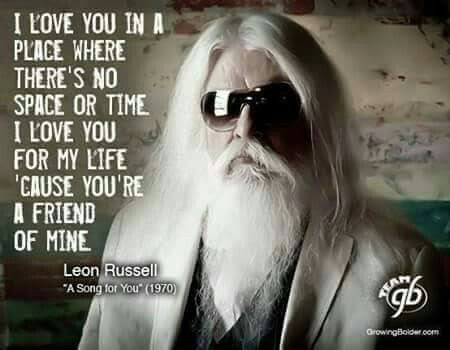 Leon Russell: