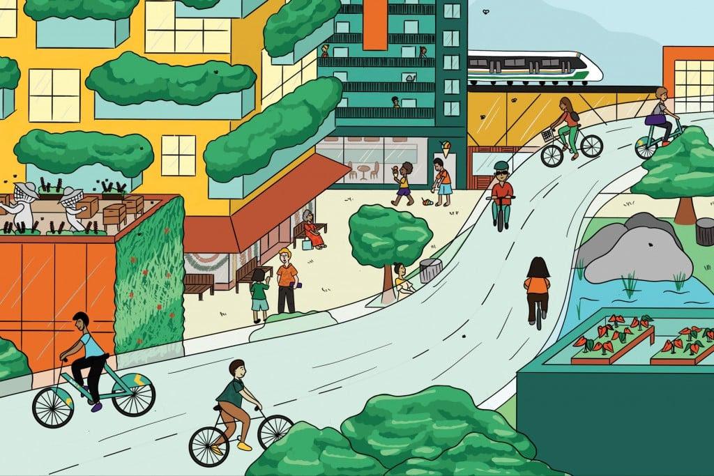 Illustrations: Amy Ngo